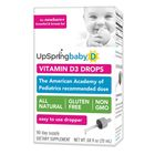 Save $2.00 on any ONE (1) 20 mL UpSpring Baby D vitamin D3 infant drops. Available at Walgreens and Target.