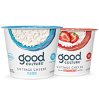 Save $1.00 on any TWO (2) good culture(TM) Cottage Cheese