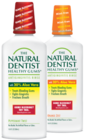 Save $2.00 on any ONE (1) The Natural Dentist Healthy Gums Rinse (16.9 oz or larger)