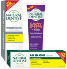 Save $1.00 on any ONE (1) The Natural Dentist Toothpaste