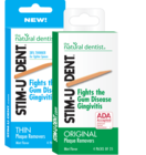 Save $1.00 on any ONE (1) Stim-U-Dent Plaque Removers