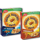 Save $1.00 on any TWO (2) Post® Honey Bunches of Oats® cereal (any flavor, 13 oz or larger)