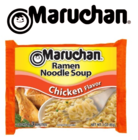 Save 50¢ on any TEN (10) Maruchan Pillow Pack Ramen