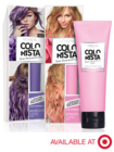 Save $1.00 on any L'Oréal Paris Colorista Hair Color Product