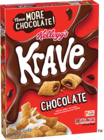Save 50¢ on any ONE Kellogg's® Krave(TM) Cereal (11 oz. or Larger, Any Flavor)