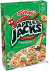 Save 50¢ on any ONE Kellogg's® Apple Jacks® Cereal (9 oz. or Larger)