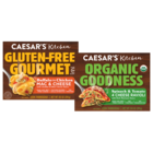 Save $1.00 on any ONE (1) Caesar's Kitchen ORGANIC GOODNESS or GLUTEN-FREE GOURMET frozen entrée