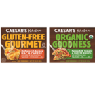 Save $1.00 on any ONE (1) Caesar's Kitchen ORGANIC GOODNESS or GLUTEN-FREE GOURMET frozen entrée or pouch item