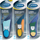 Save $3.00 on (1) Dr. Scholl's® Pain Relief Insole ($8.95 or higher)