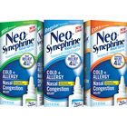Save $1.50 on any ONE (1) Neo-Synephrine product