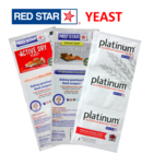 Buy ONE (1) 3- strip of Red Star Yeast, Get ONE (1) 3- strip FREE (up to a $2.99 value)